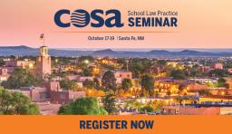 Registration Open for COSA SLPS