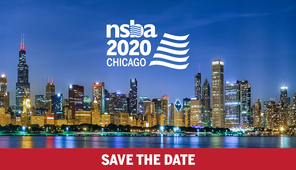 NSBA 2020 Chicago - Save the Date